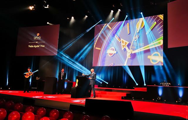 Breitling Wins Two Awards at the 20th Grand Prix de l'Horlogerie de Genève (GPHG)