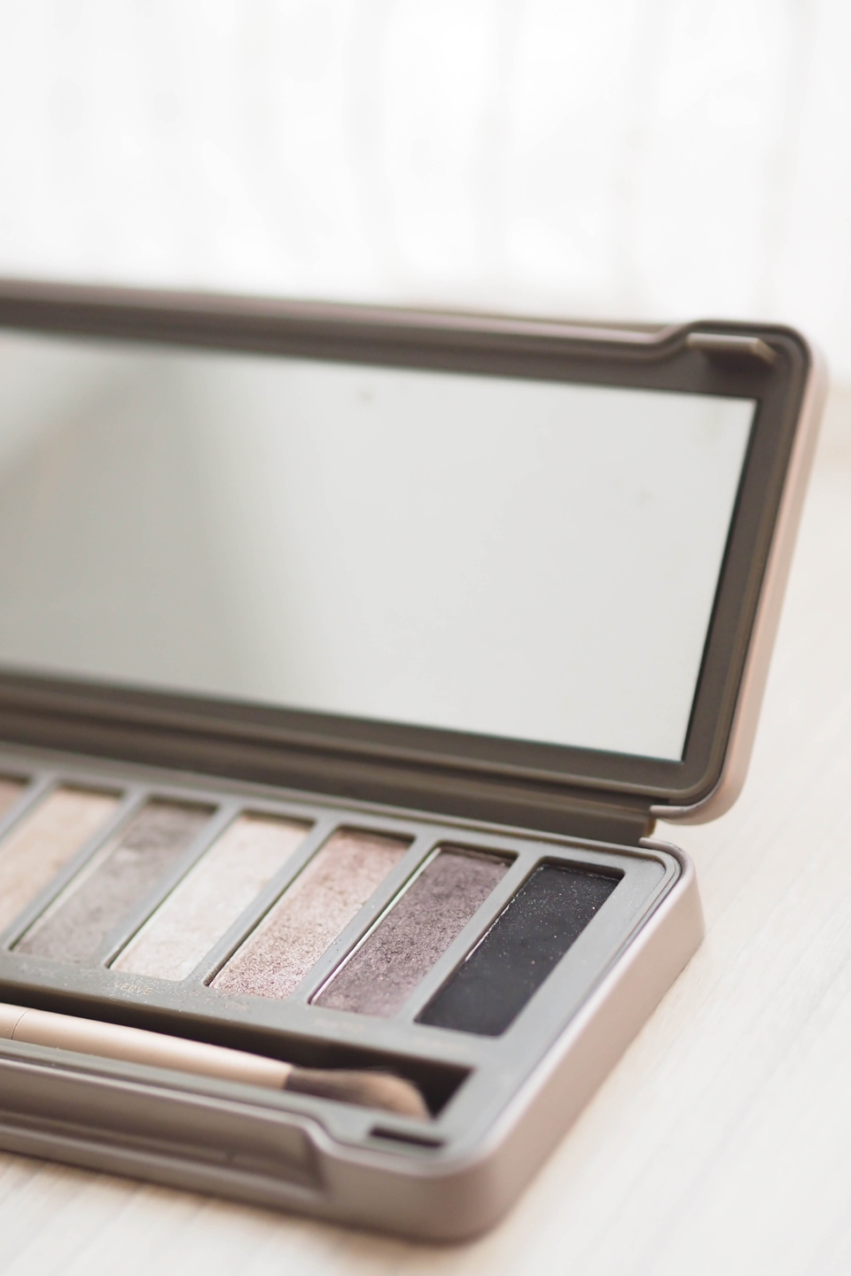 Beauté: Smoky eye marron avec Naked 2
