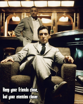 The Godfather 2 quotes, escapematter