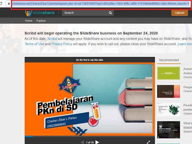 Cara Download PPT dan PDF  DI Slideshare Tanpa Log In Di HP Dan PC Dengan Mudah