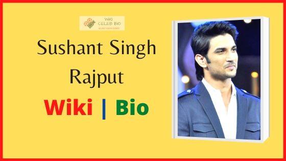 Sushant Singh Rajput Bio | Wiki | Biography | Wikipedia