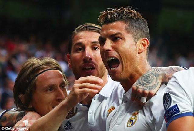 Ronaldo - Real từ yêu hóa thù: Ramos khẩu chiến, đừng trách CR7 vô tình 3