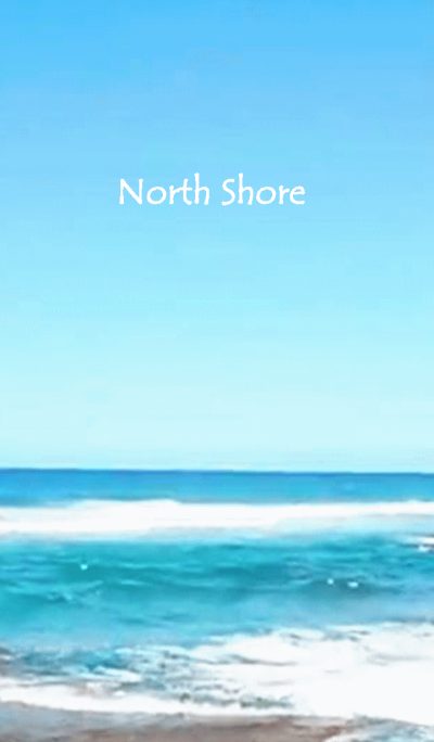 Hawaii North Shore suffer's beach theme