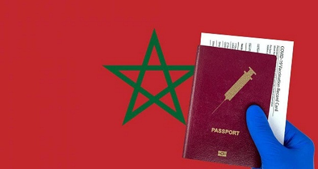 تحميل جواز التلقيح ضد فيروس كورونا المستجد - المغرب