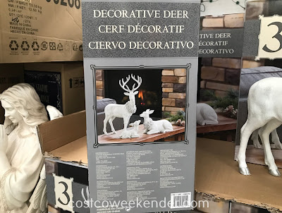 Table Top Decorative Deer Family: great for the holidays