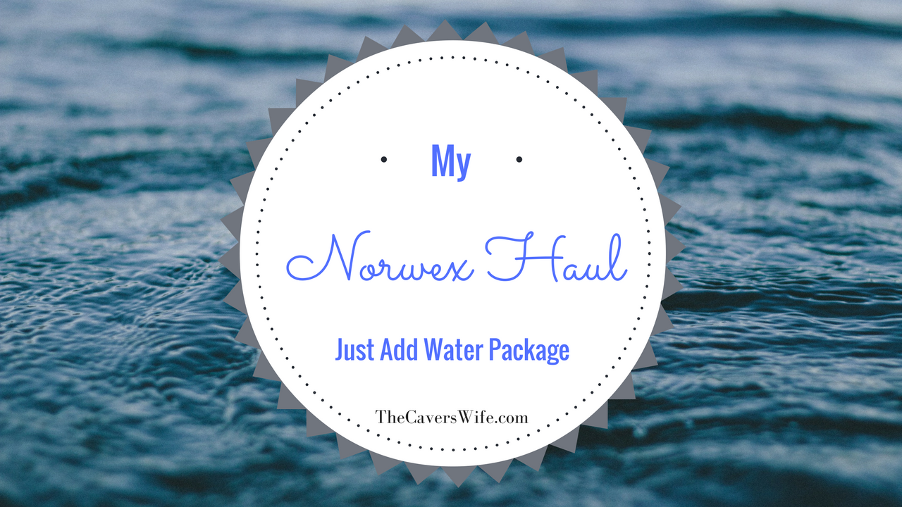 """My Norwex """"Just Add Water"""" Haul. I can clean my WHOLE HOUSE with just water!!"""