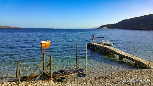 Kerasia Beach - Corfu por El Guisante Verde Project