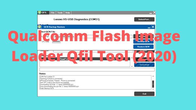 Download Qualcomm Flash Image Loader Qfil Tool (2020)