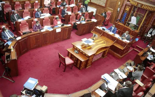 Kenya Senate News Photo and latest updates