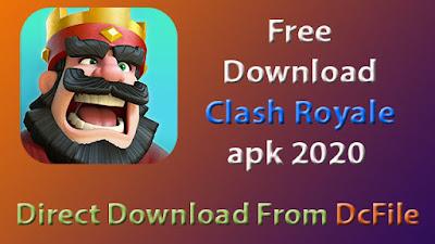 clash royale latest version