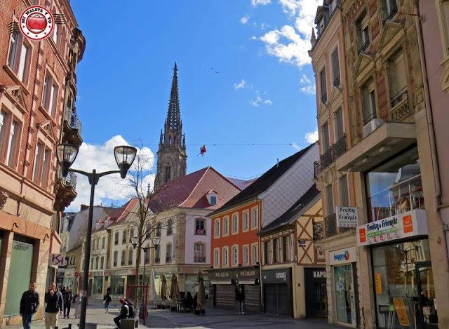 Mulhouse, Alsacia, Francia