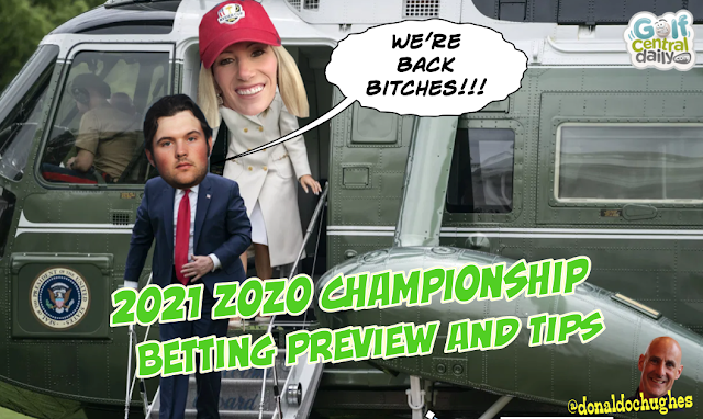 2020 Zozo Championship Betting Tips