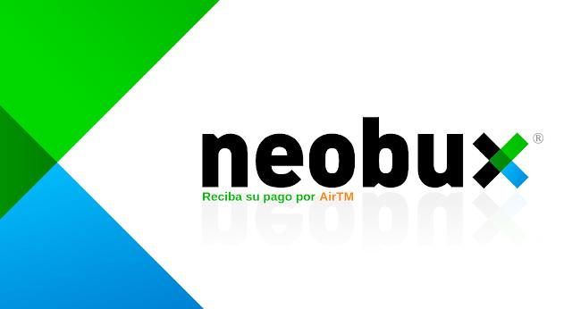 Neobux paga por AirTM