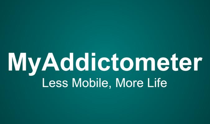 Aplikasi Android tuk Bantu Atasi Kecanduan HP - MyAddictoMeter