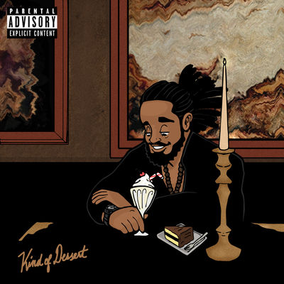 ScienZe - Kind Of Dessert - Album Download, Itunes Cover, Official Cover, Album CD Cover