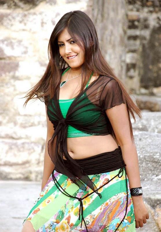 Malayalam Posters Madhu Shalini Hot Thigh And Boob Show-8651