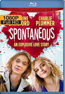 Spontaneous (2020) [1080p Web-DL] [Latino-Inglés] [LaPipiotaHD]