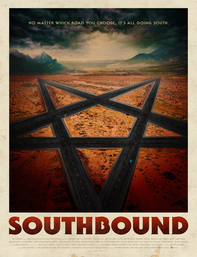 Ver Southbound (2015) Online