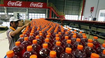 Lowongan Kerja PT Coca Cola Amatil Indonesia, Jobs: Operator Produksi, ME Supervisor.