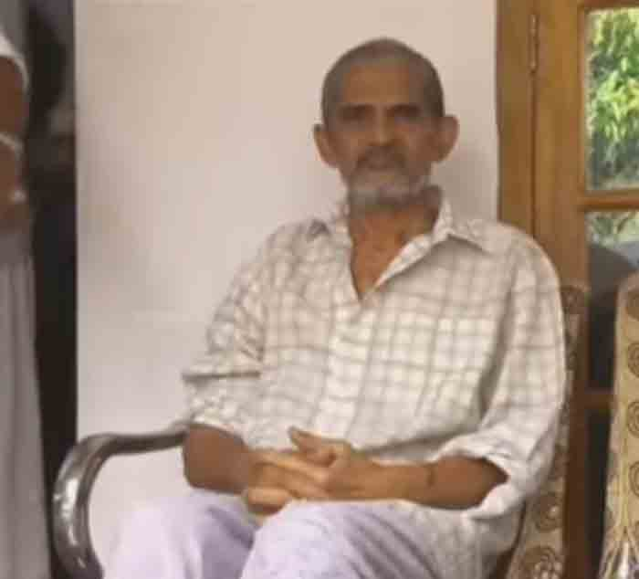 Doctors says brain death occurred; Rebirth of an old man taken for funerals, Aluva, News, Local News, Hospital, Treatment, Kerala