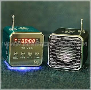 Speaker BOX TD V26