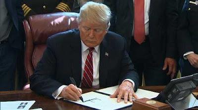 US President Used Veto