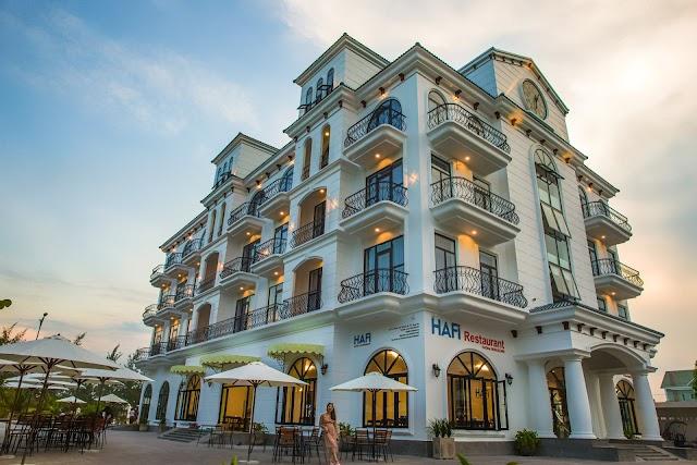Khách sạn HaFi ở Vũng Tàu tiêu chuẩn 4 sao