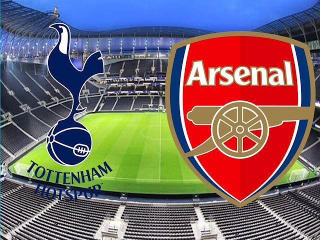 Link Live Streaming Tottenham Hotspur Vs Arsenal, Malam ini Jam 20.00 WIB