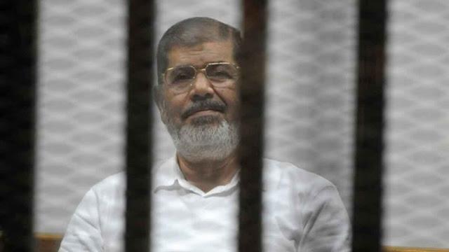Egypt's Ex-President Mohammed Morsi Dies In Court Trial