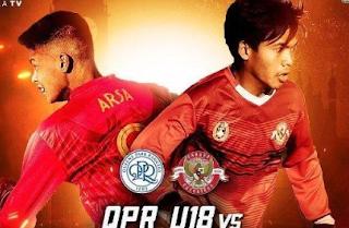 Siaran Langsung QPR vs Garuda Select bisa Diakses di Mola TV