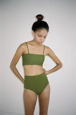 2 Piece Bikini Minimal Brand
