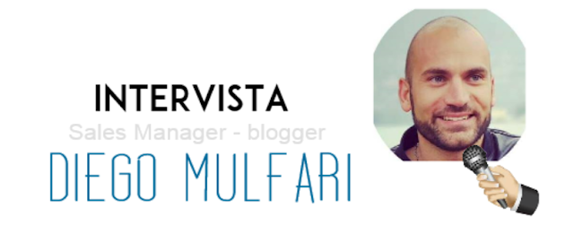 intervista Diego Mulfari marketing blogging
