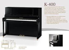 Đàn piano kawai k400 hiện nay giá bao nhiêu