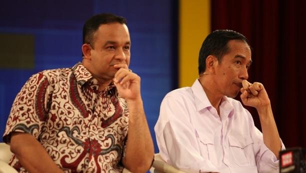 PKS Sinyalir Ada yang Khawatir Anies Jadi Rival Jokowi di 2019