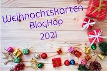Weihnachtskarten BlogHop 2021