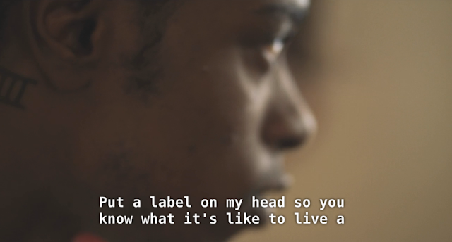 Marcus' freestyle scene is a good example of the effectiveness of Short Term 12's digital cinematography.