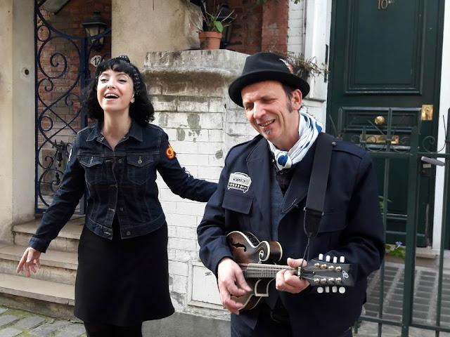 Lili Cros et Thierry Chazelle concert musique confinement youtube