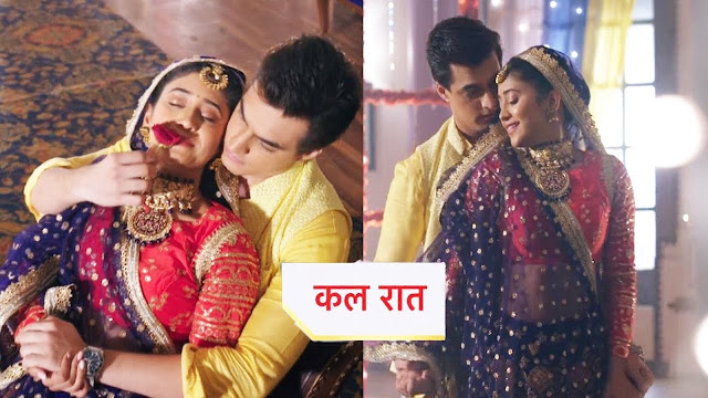 WOW! Kartik and Naira's romantic love dance reminiscing old love in Yeh Rishta Kya Kehlata Hai
