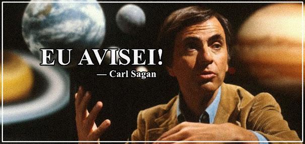 Carl Sagan comentou sobre evidência de vida em Vênus 50 anos atrás