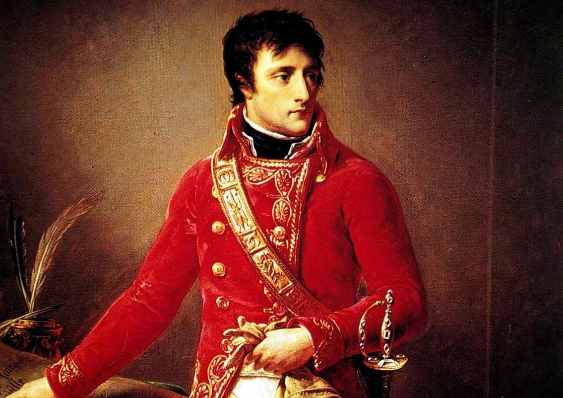 Napoleon, primer consul
