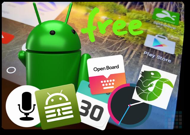Aplicaciones libres en Android 2