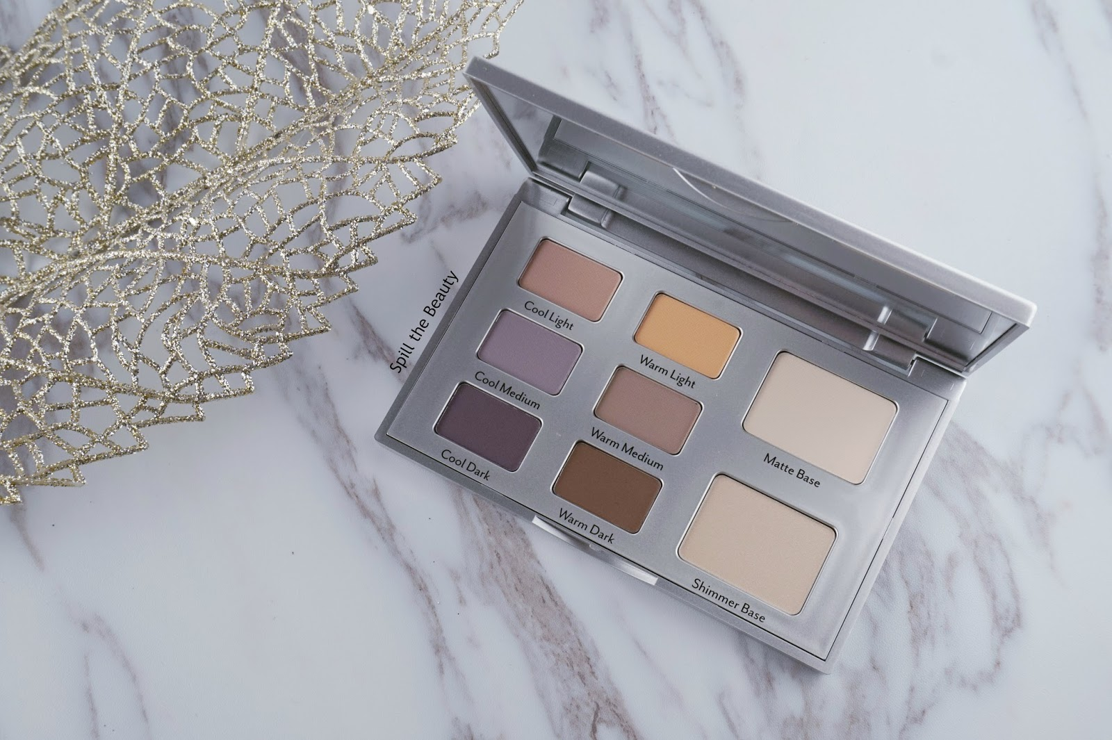 Cargo 'Eye Contour Eye Shadow Palette 01' – Review, Swatches, and Look