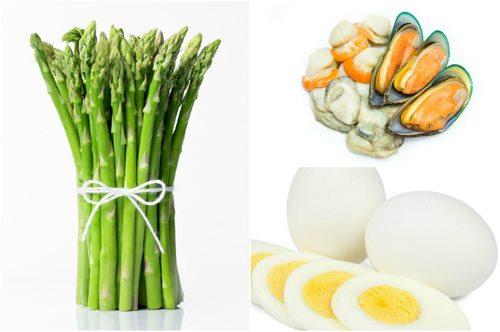 Nhóm thực phẩm kích thích trứng rụng đều đặn đến bất ngờ mà nhiều mẹ không ngờ tới