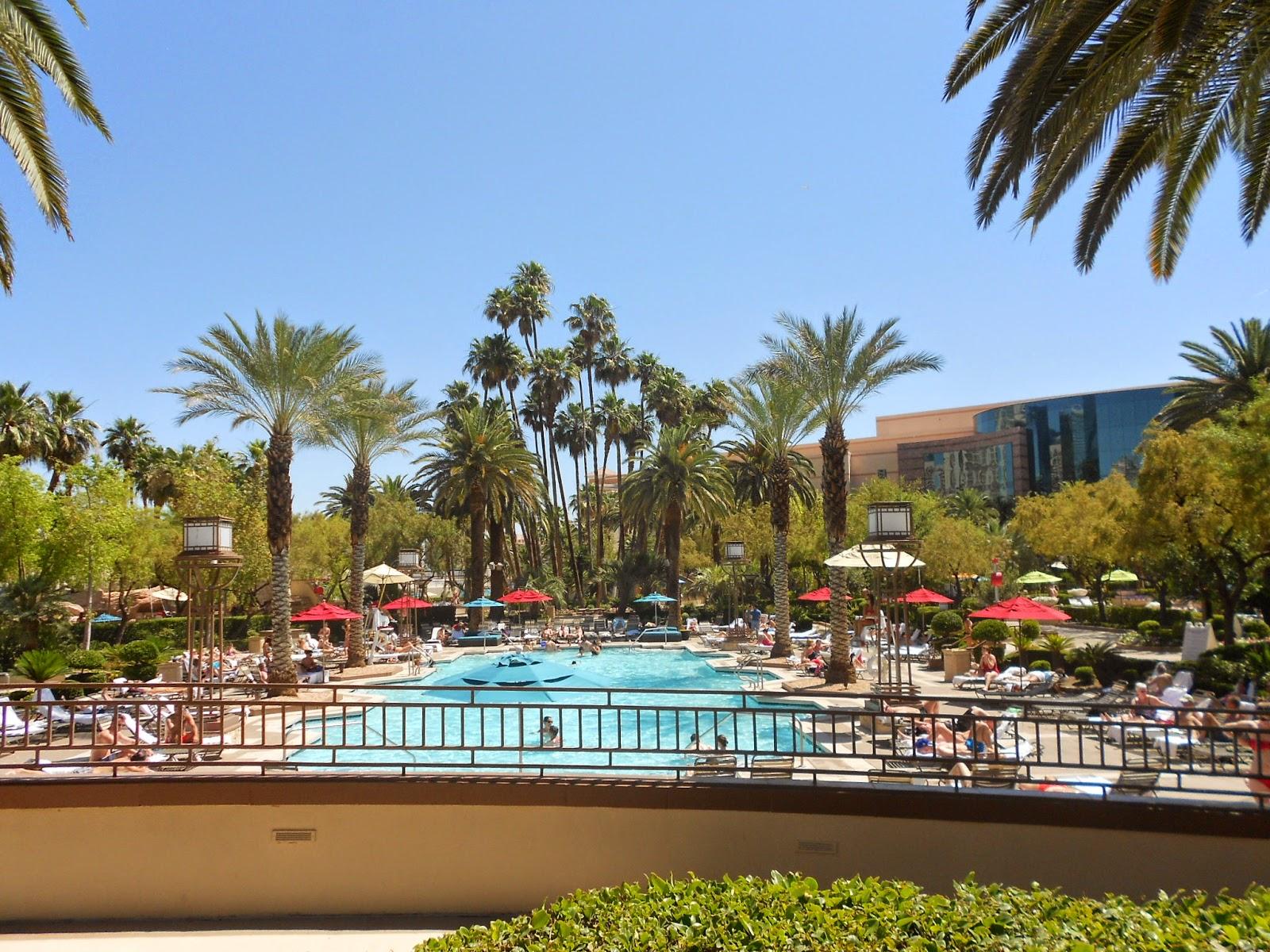 Piscina MGM - Las Vegas
