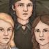 Harry Potter: Qual a ligação entre Narcisa Malfoy, Bellatrix Lestrange e Andrômeda Tonks?