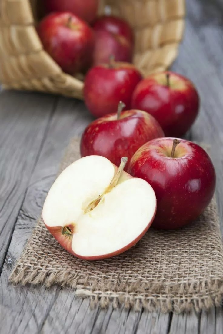 List of weight loss fruits, apple