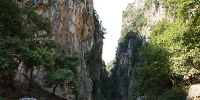 Spanish tourists get lost in Albanian Canyons, police found them 3 hours later