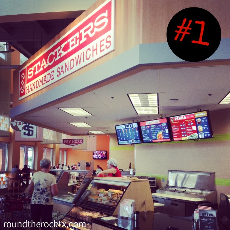 10 Things To LOVE At Our New H-E-B Round Rock