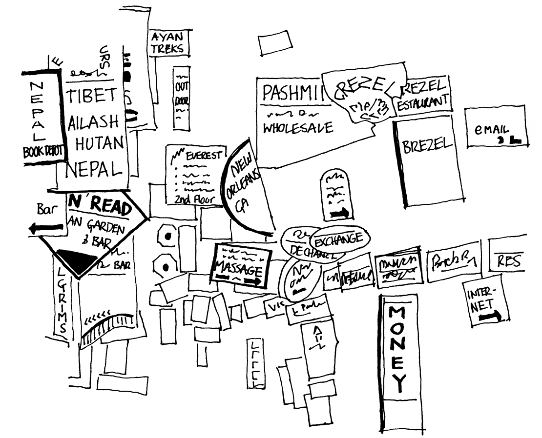 Lecture 9: Drawing a Sense of Place \u003d Design Tool | Urban Sketchers