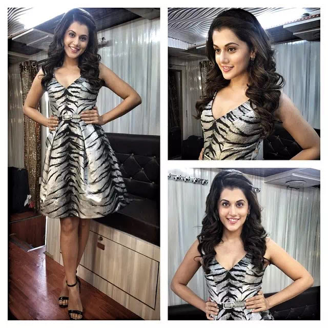 Taapsee Pannu Bordered edges